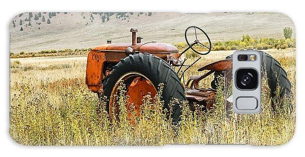 Co Op Tractor Galaxy Case