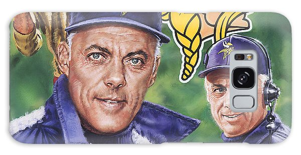 Coach Bud Grant Galaxy Case