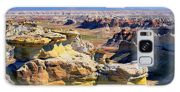 Coal Mine Canyon-2 Galaxy Case