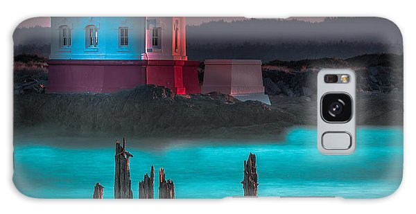 Coaquille Lighthouse Galaxy Case by Tim Bryan