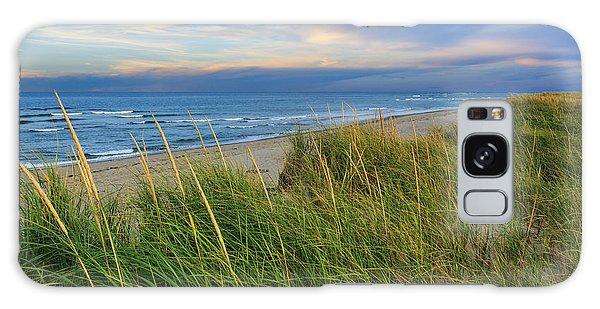 Coast Guard Beach Cape Cod Galaxy Case by Bill Wakeley