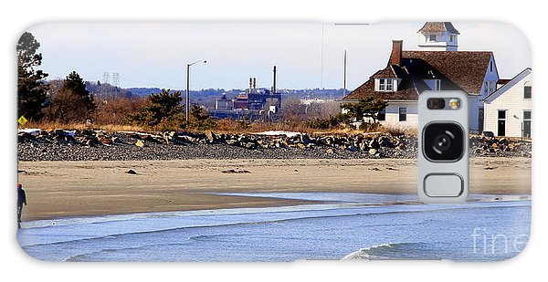 Coast Guard  Beach Nahant Galaxy Case