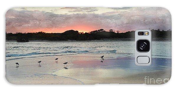Coastal Beauty Galaxy Case by Betty LaRue