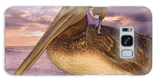 Thought Galaxy Case - Coastal Fairytales by Betsy Knapp