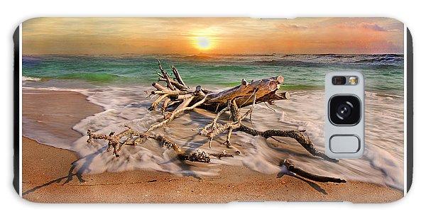Time Frame Galaxy Case - Coastal Morning  by Betsy Knapp