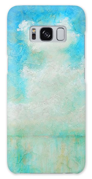 Cloud Galaxy Case - Coastal by Pam Talley