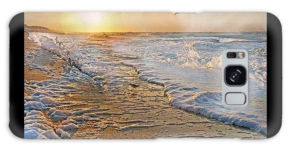 Osprey Galaxy Case - Coastal Paradise by Betsy Knapp