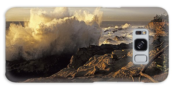 Coastal Storm Wave Galaxy Case