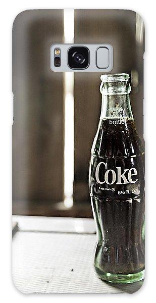 Coca-cola Bottle Return For Refund 8 Galaxy Case