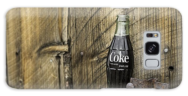 Galaxy Case featuring the photograph Coca-cola Bottle Return For Refund 9 by James Sage