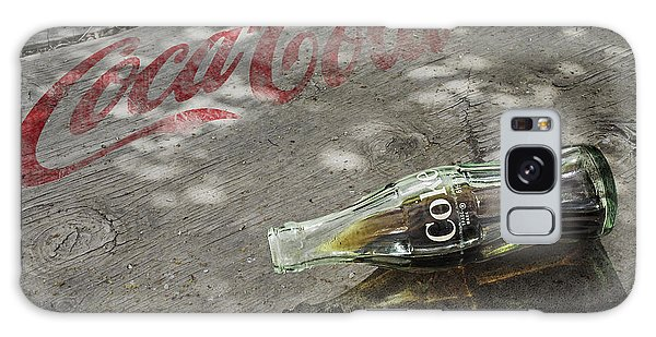 Galaxy Case featuring the photograph Coca-cola Loved All Over The World 6 by James Sage