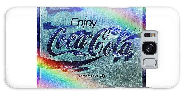 Coca Cola Rainbow Galaxy Case