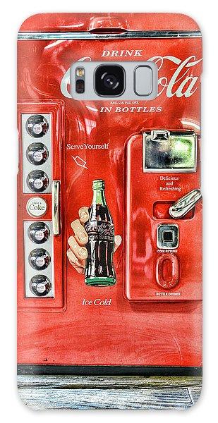 Coca-cola Retro Style Galaxy Case