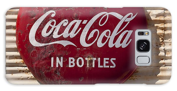Coca Cola Sign   #0636 Galaxy Case