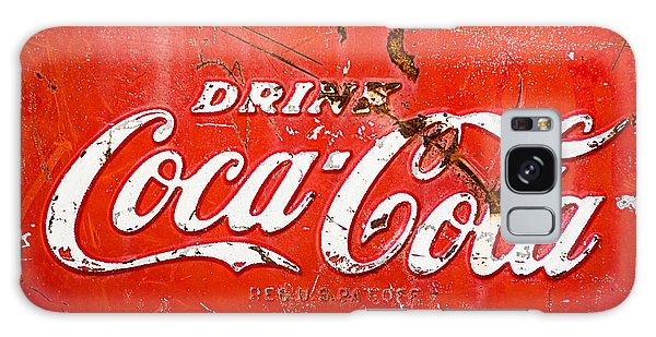 Coca-cola Sign Galaxy Case