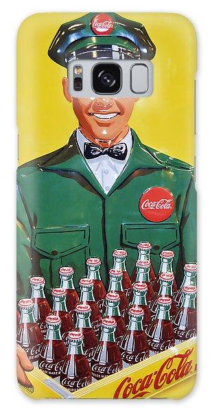 Coca Cola Vintage Galaxy Case