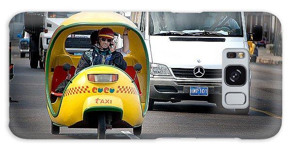 Coco Taxi Galaxy Case