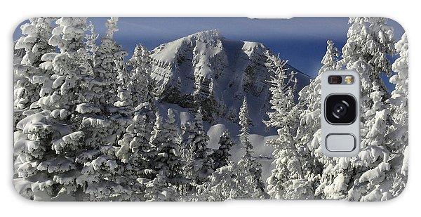 Cody Peak After A Snow Galaxy Case