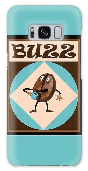 Coffee Buzz Galaxy Case