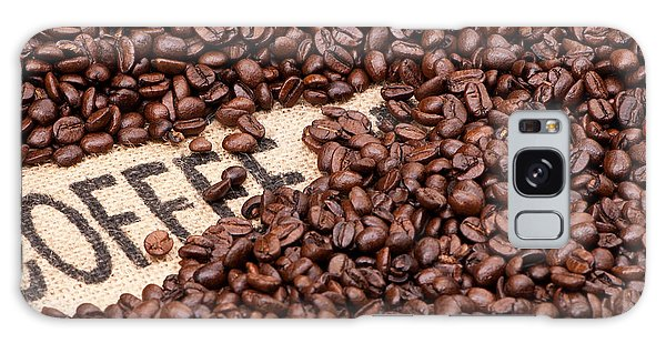 Coffee Beans Galaxy Case