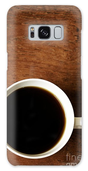 Coffee Break Galaxy Case
