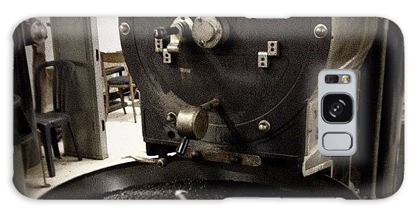 Steampunk Galaxy Case - #coffee #coffeebeans #beans #roaster by Audrey Devotee