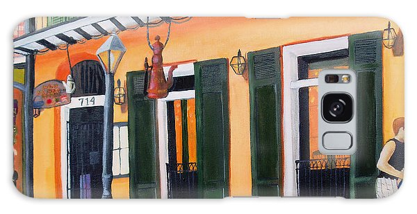 Coffee Pot Restaurant-french Quarter Galaxy Case