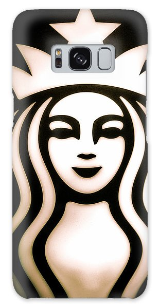 Coffee Queen Galaxy Case