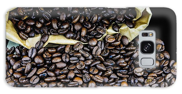 Coffee Unmilled  Galaxy Case