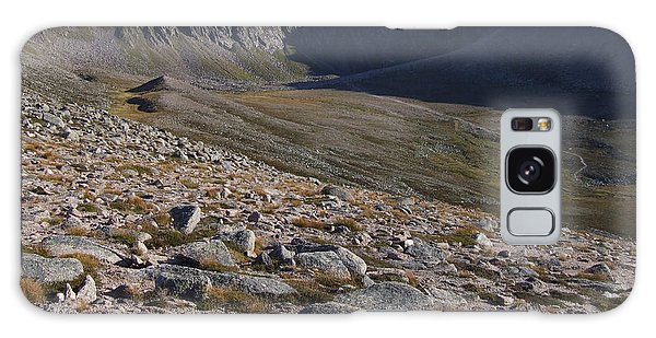 Coire An T' Sneachda - Cairngorm Mountains Galaxy Case by Phil Banks