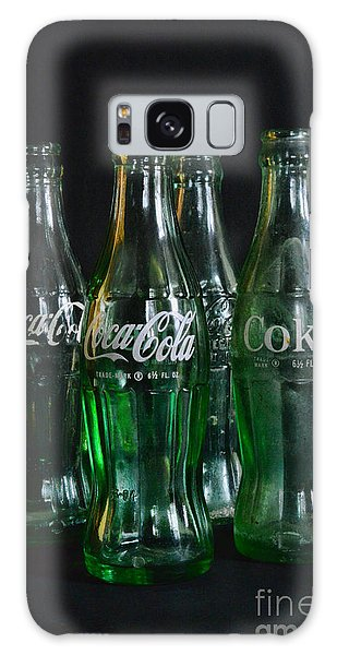Coke Bottles From The 1950s Galaxy Case