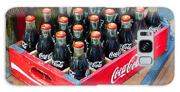 Coke Case Galaxy Case by David Lee Thompson