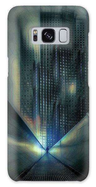 Texture Galaxy Case - Cold Architecture by Stefan Kierek
