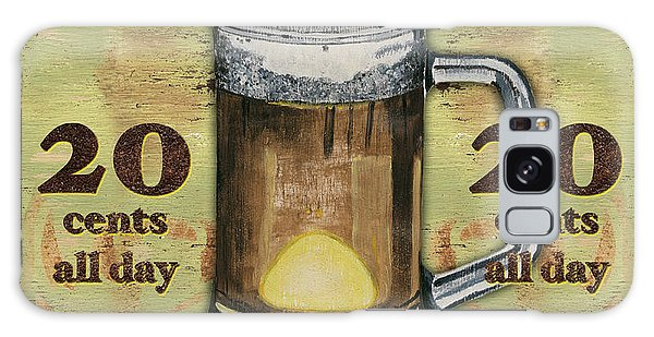 Old Galaxy Case - Cold Beer by Debbie DeWitt