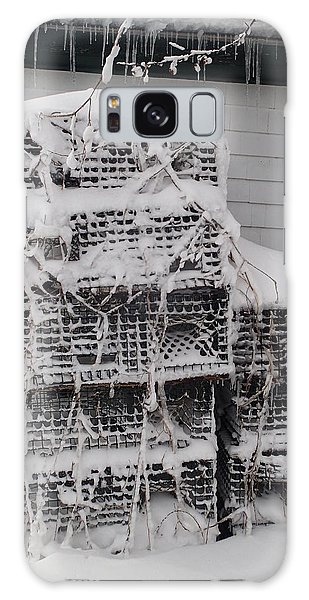 Cold Lobster Trap Galaxy Case