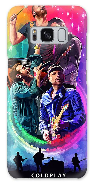 Coldplay Mylo Xyloto Galaxy Case