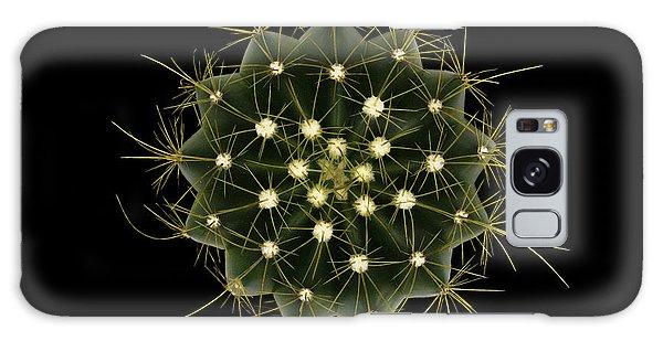 Cacti Galaxy Case - Coleocephalocereus Aureus by Victor Mozqueda