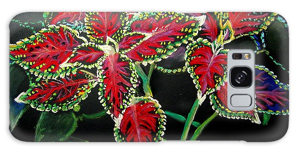 Coleus Galaxy Case