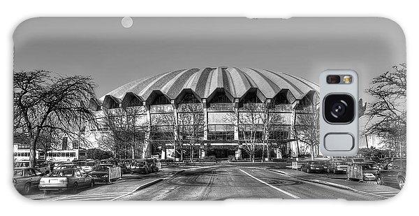 Coliseum B W With Moon Galaxy Case