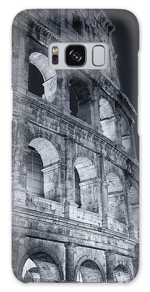 Colosseum Before Dawn Galaxy Case