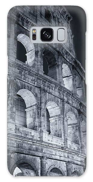 Galaxy Case featuring the photograph Colosseum Before Dawn by Joan Carroll