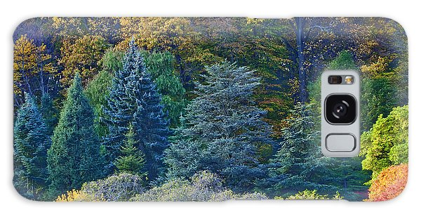 Collection Of Autumn Colors Galaxy Case by Gary Slawsky