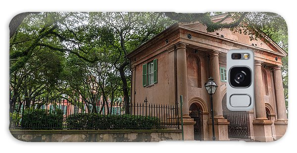 College Of Charleston Campus Galaxy Case