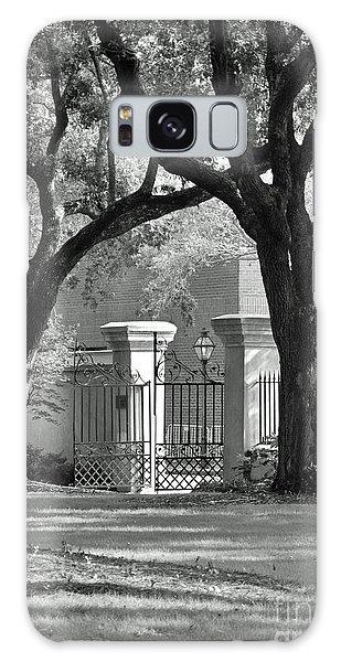 College Of Charleston Gate Galaxy Case