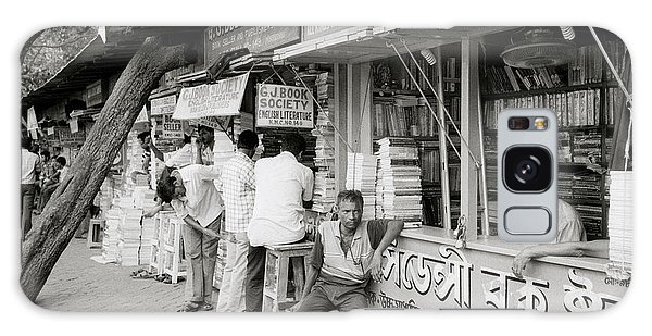 College Street Calcutta  Galaxy Case