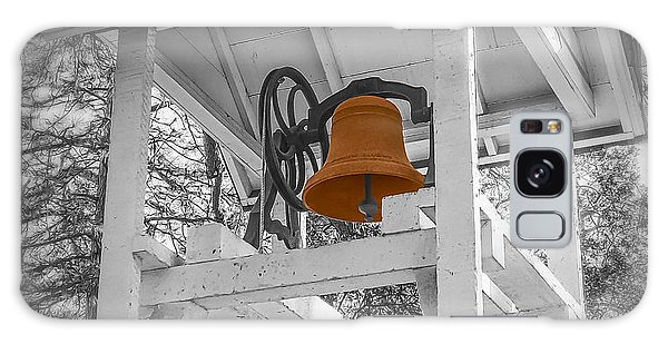 Coloma Church Bell Galaxy Case