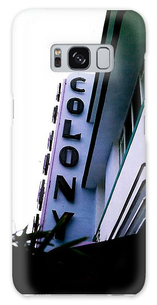 Colony Polaroid Galaxy Case