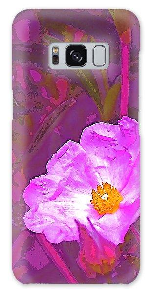 Color 2 Galaxy Case by Pamela Cooper
