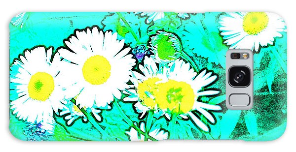Color 7 Galaxy Case by Pamela Cooper