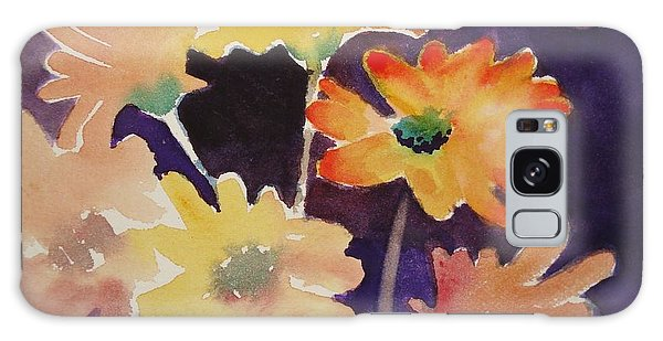 Color And Whimsy Galaxy Case by Marilyn Jacobson